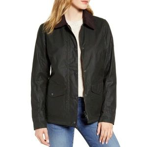 NWT Barbour wax jacket coastal collection